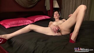 Usawives American Moms Plus Milfs Compilation